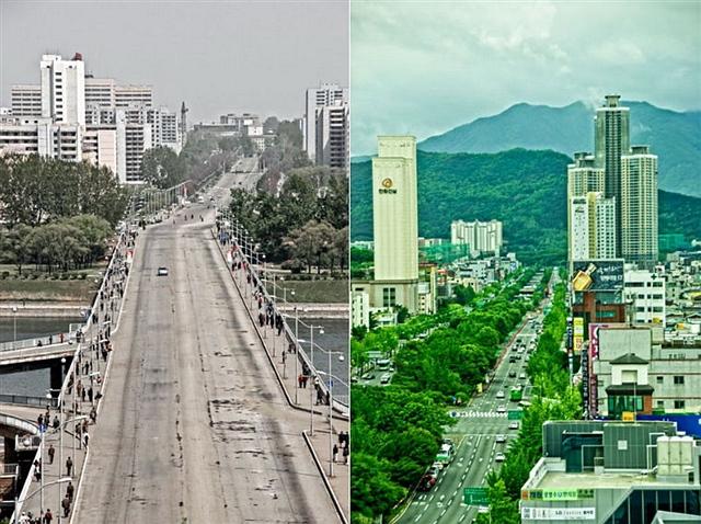 特种兵韩国少十倍,人民贫富悬殊朝鲜又差18倍(组图)