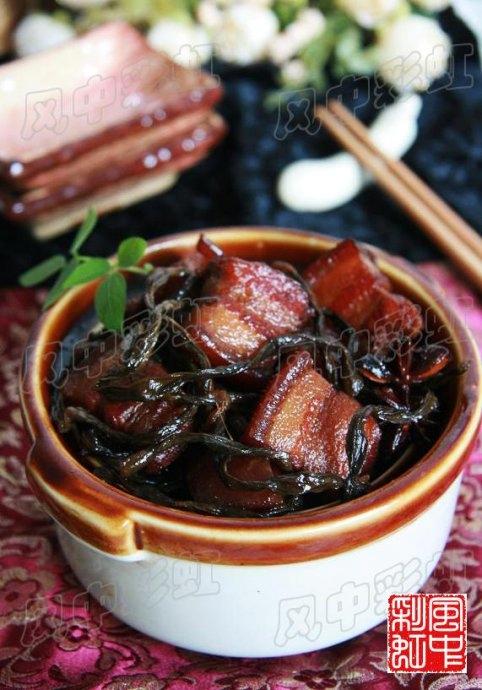 吃大肉时怎样减肥【春笋红烧肉】(附16道大肉