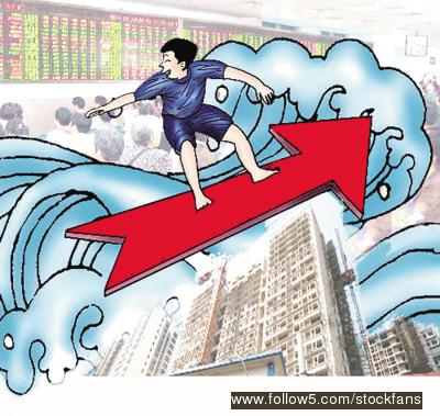 股票作手的股市箴言-和讯财经微博-股票价格由