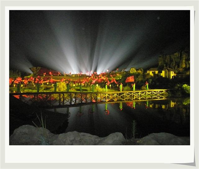 红色摇篮 绿色井冈——深秋的井冈山之行(摄影组图) - 深秋 - 深秋的故事的博客