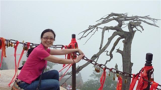 快乐暑假(二)——记西安之行(组诗组图) - 深秋 - 深秋的故事的博客