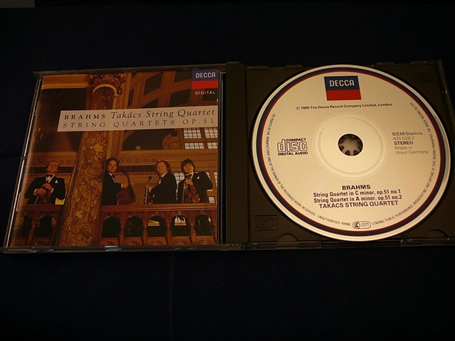 43贝多芬弦乐四重奏十五号,菲茨 16.(西德无字银圈首版)London
