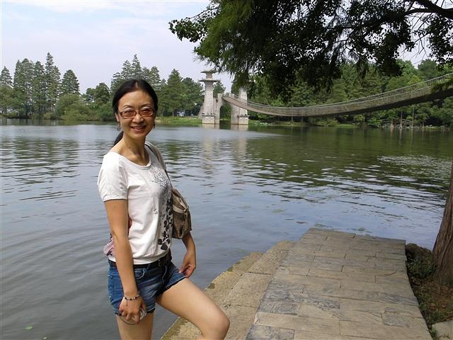 时光铺子——记落雁景区、磨山行(摄影组图) - 深秋 - 深秋的故事的博客