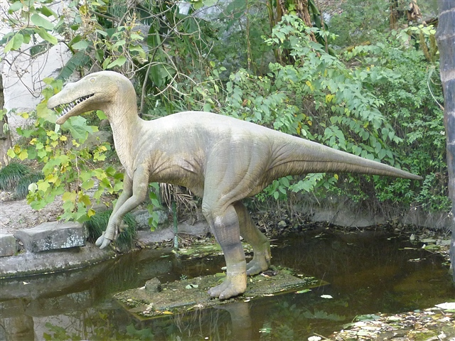 中国侏罗纪恐龙园
