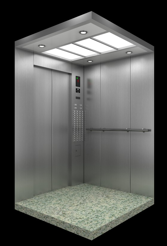 天津电梯轿厢效果图设计公司