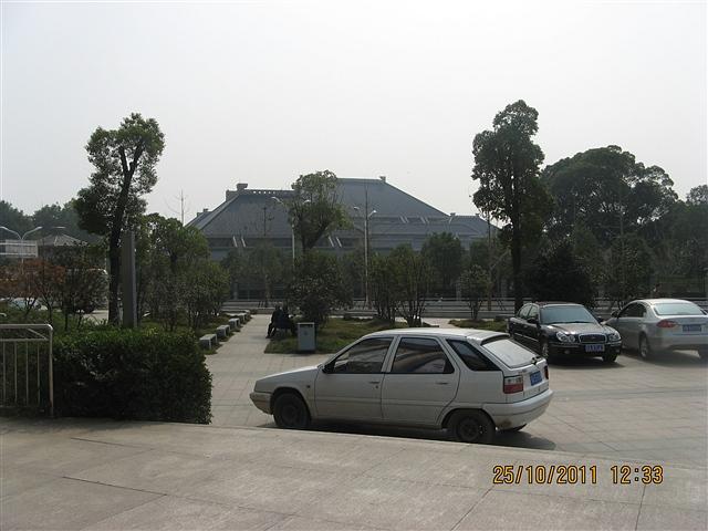 走进湖北美术馆 满目青山 我的原创旅游博客 陈仁江的和讯博客